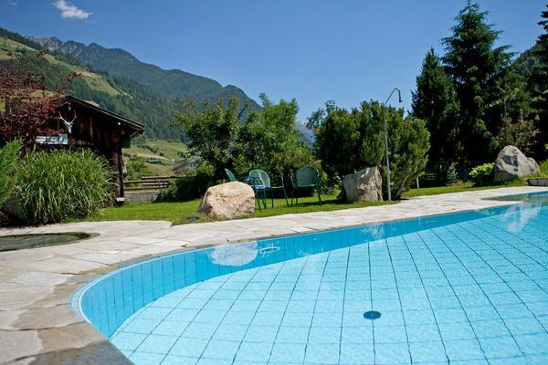 La piscina Stegerhaus - Hotel 3 stelle
