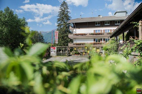 Foto esterno in estate Steinpent - das Aktiv-Hotel