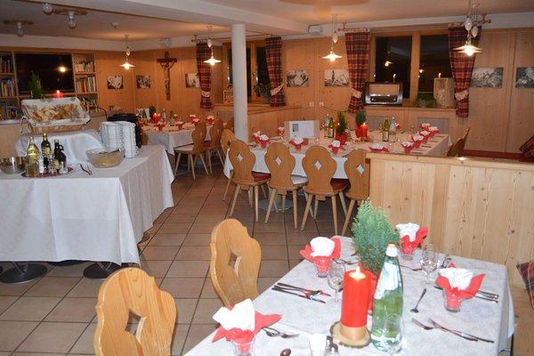 Il ristorante San Giovanni (Valle Aurina) Steinpent - das Aktiv-Hotel