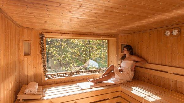 Foto della sauna San Giacomo