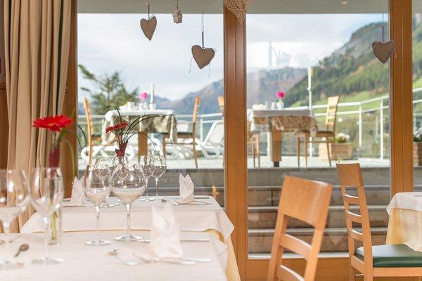 Il ristorante San Giacomo (Valle Aurina) Talblick