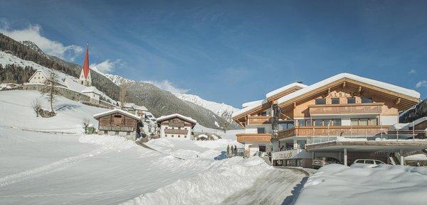 Foto invernale di presentazione Talblick - Hotel 3 stelle