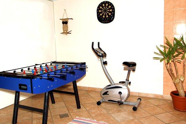 Le parti comuni Pensione + Appartamenti Anna