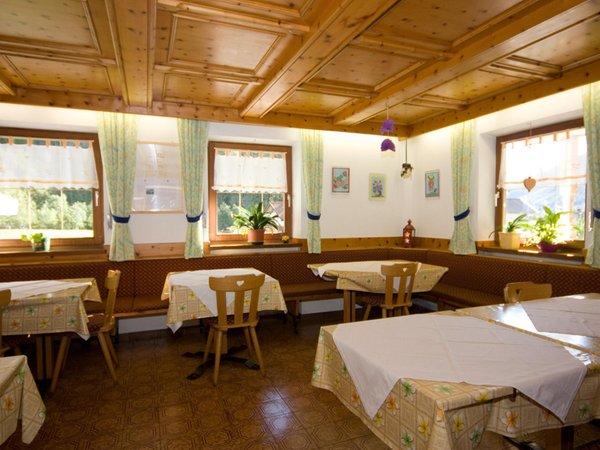Il ristorante Predoi (Valle Aurina) Anna