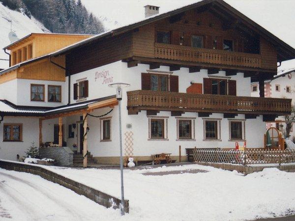 Foto invernale di presentazione Anna - Pensione + Appartamenti 2 stelle