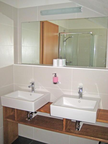 Foto del bagno Hotel & Dependance Garber