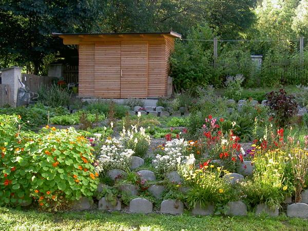 Foto del giardino Cadipietra