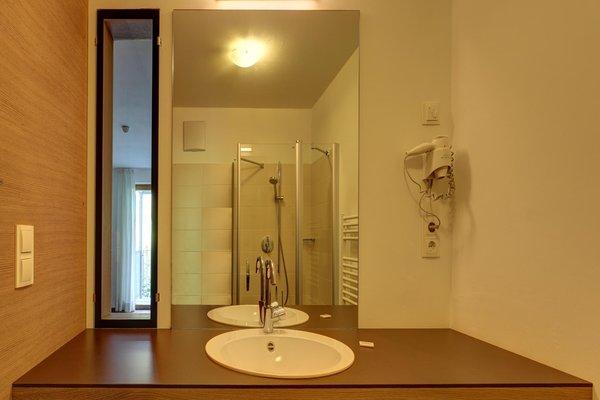 Foto del bagno Hotel + Residence Steinhauswirt