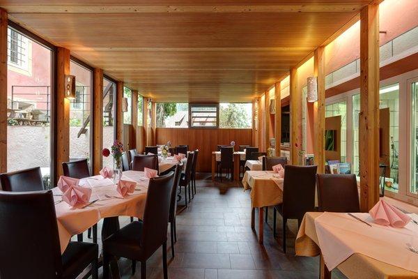 Il ristorante Cadipietra Steinhauswirt