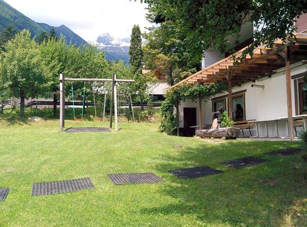 Foto del giardino San Giovanni (Valle Aurina)