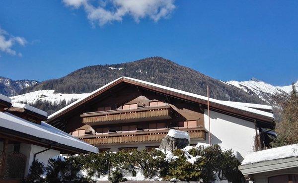 Foto esterno in inverno Bader