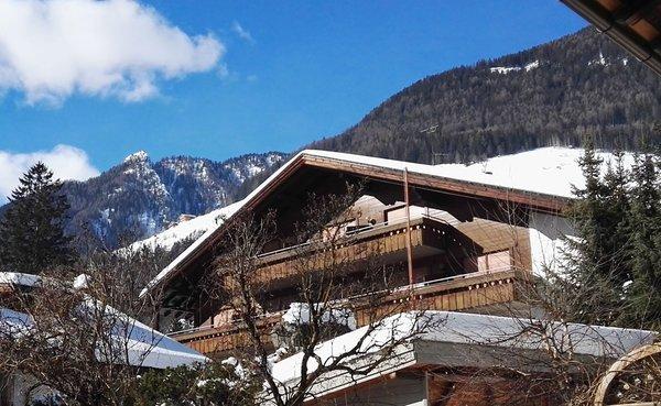 Foto invernale di presentazione Bader - Casa per ferie 2 stelle
