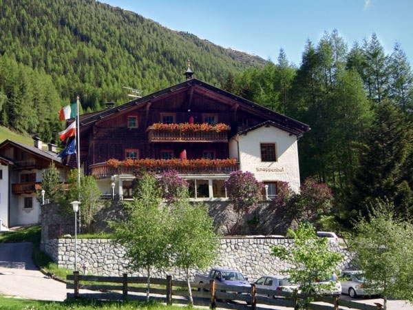 Foto estiva di presentazione Knappenhof - Pensione + Residence 2 stelle