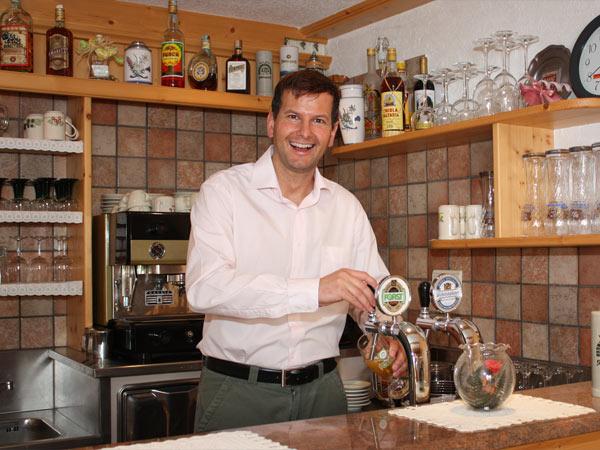 Foto del bar Pensione + Residence Knappenhof