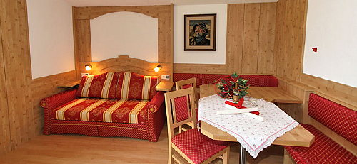 Foto della camera Garni (B&B) + Appartamenti Bergkristall