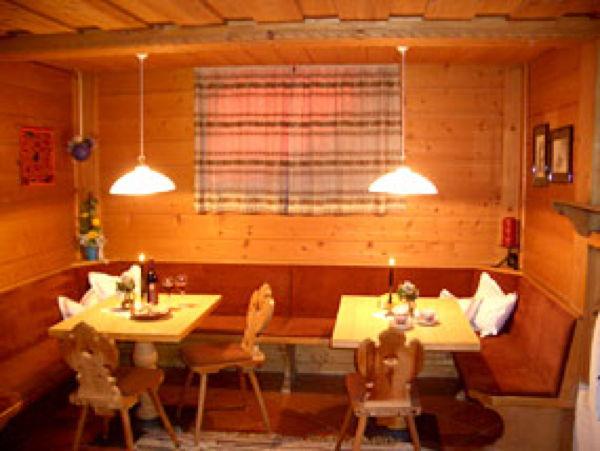 Il ristorante San Giacomo (Valle Aurina) Brunelle