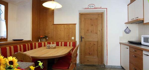 Foto della cucina Enzhof