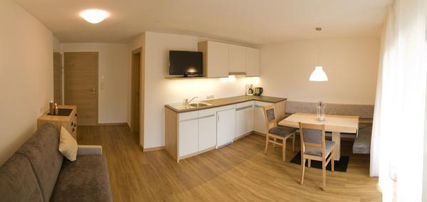 Foto dell'appartamento Alpenresidence