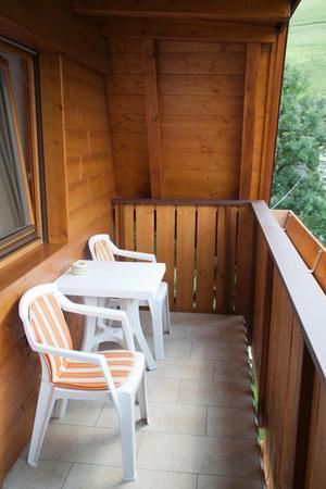 Foto del balcone Alpenresidence