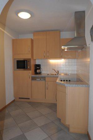 Photo of the kitchen Großarzbachhof