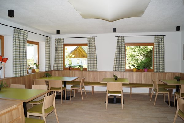 The common areas Rooms + Apartments in farmhouse Großarzbachhof