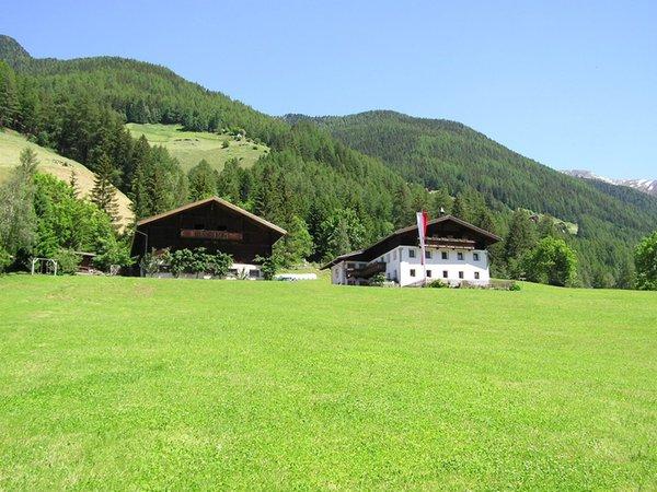 Foto esterno in estate Oberhollenze
