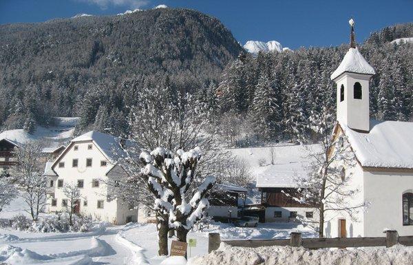 Winter presentation photo Apartments Ansitz Bergrichter