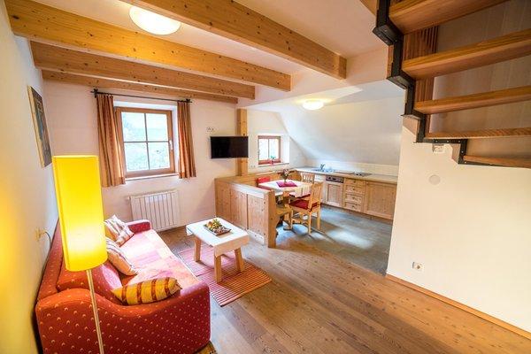 La zona giorno Bergrichter - Camere + Appartamenti 3 stelle