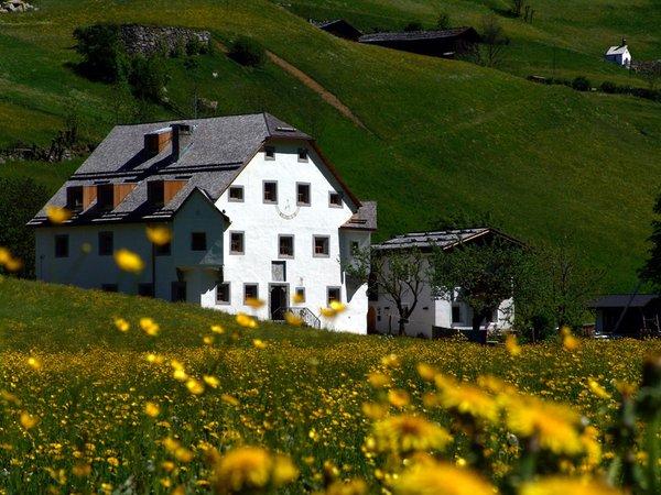 Photo exteriors in summer Ansitz Bergrichter