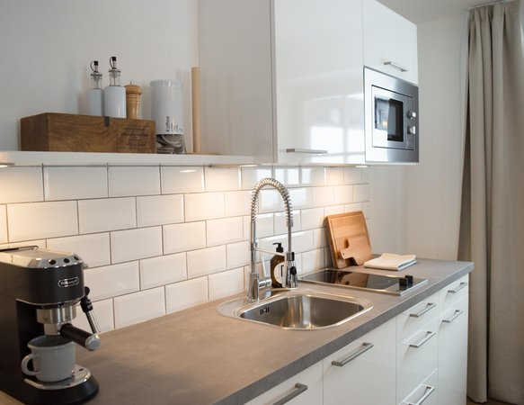 Foto della cucina Mountain Residence Kasern