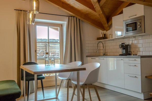 Photo of the kitchen Mountain Residence Kasern