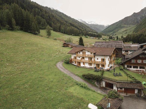 La posizione Mountain Residence Kasern Predoi/Casere (Valle Aurina)