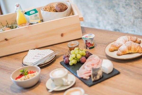 La colazione myLoisl Apartments