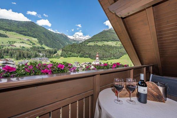 Foto del balcone AlpenChalet Niederkofler