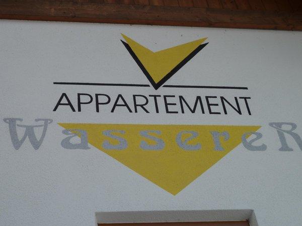 Foto esterno Appartamenti Wasserer