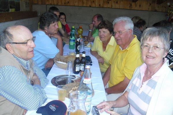 Il ristorante San Pietro (Valle Aurina) Winklerhof