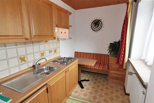 Foto della cucina Ausserhof