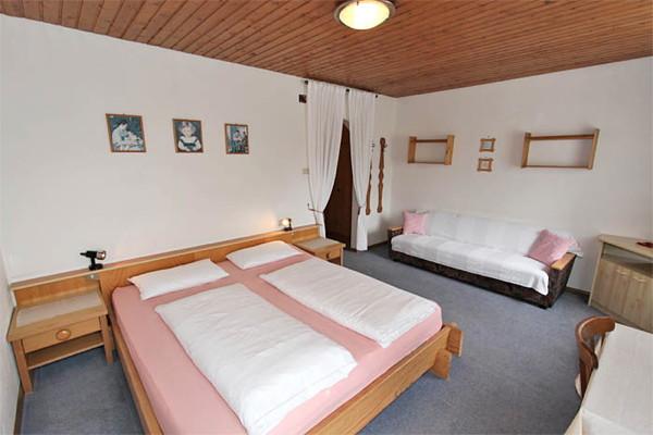 Foto della camera Appartamenti in agriturismo Ausserhof