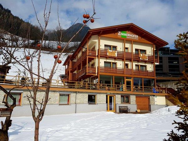 Foto invernale di presentazione Zimmerhofer Appartement Deluxe - Residence 2 stelle