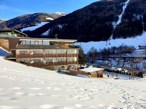 Foto invernale di presentazione Zimmerhofer Appartement Deluxe