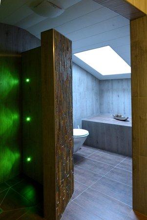 Foto del bagno XL-Appartements Steinhaus