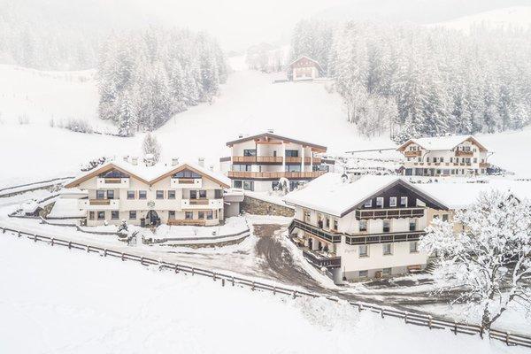 Foto esterno in inverno XL-Appartements Steinhaus