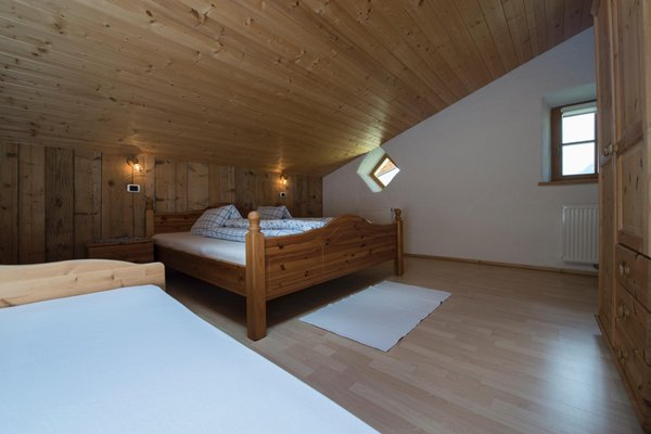 Foto della camera Appartamenti in agriturismo Obergruberhof