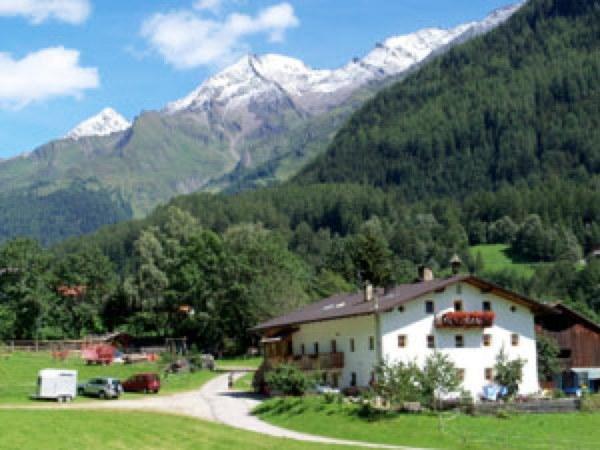 Foto estiva di presentazione Appartamenti in agriturismo Obergruberhof