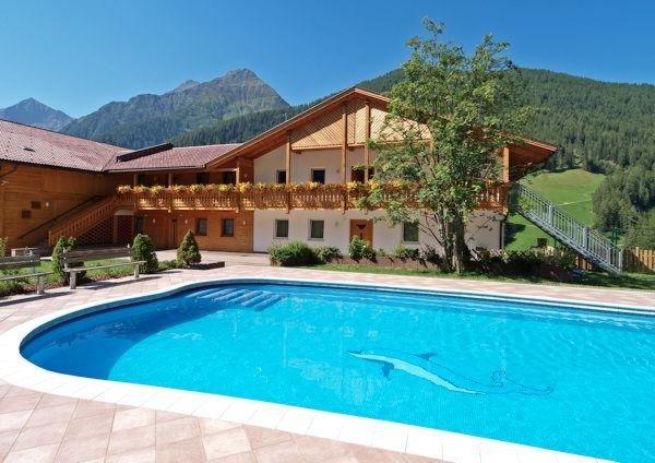 Hotel rinsbacherhof lappago valli aurina e di tures - Hotel valle aurina con piscina ...