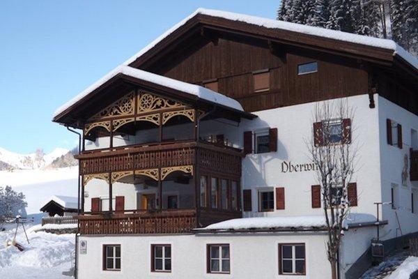 Foto esterno in inverno Oberwirt