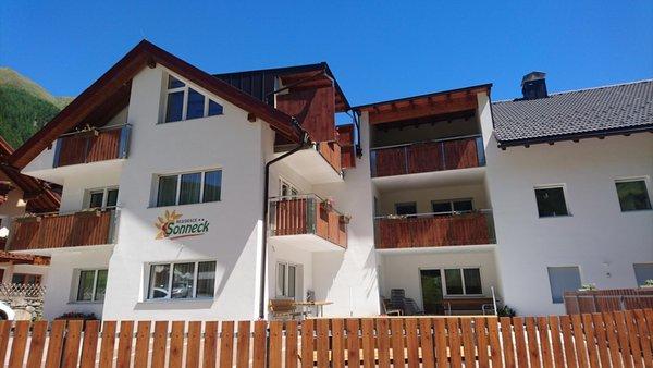 Foto esterno in estate Sonneck