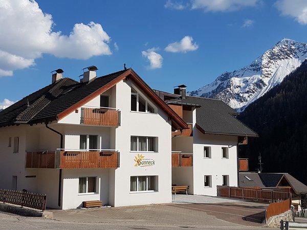 Foto estiva di presentazione Sonneck - Residence 2 stelle