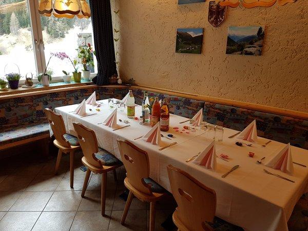 Das Restaurant Lappach (Mühlwaldertal) Sonneck
