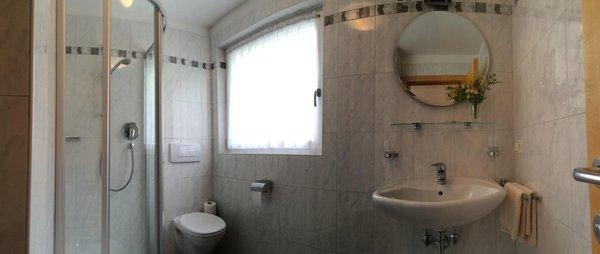 Foto del bagno Aparthotel Sonnwies